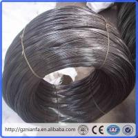 Buy cheap Bangladesh Hot Sale6-16 Gauge Construction Use Black Annealed Iron Wire/Binding from wholesalers