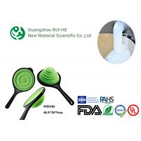 Buy cheap ROHS LSR 6250-20 High Transparent Food Grade Liquid Silicone Rubber For Making Different Moulds product