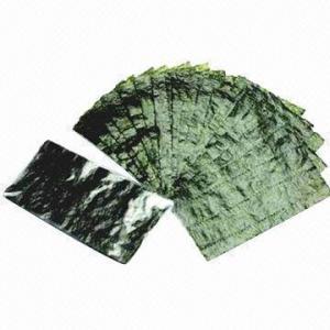 China Roasted Seaweed/Yaki Sushi Nori on sale