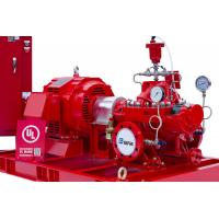 Buy cheap NFPA 20 500 GPM Electric Motor Driven Fire Pump UL Listed FM Approved with High Pressure product