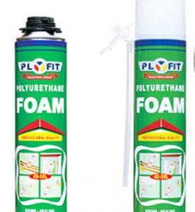 Buy cheap Shockproof Polyurethane Expanding Foam Insulation PU foam sealant product
