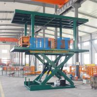 Buy cheap Double Deck Car Parking System With 3 T Weight Capacity 2.8m Lifting Height from wholesalers