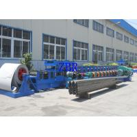 China Chain Drive 22Kw Guardrail Roll Forming Machine 100mm Roller Shaft on sale