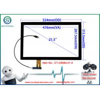 Buy cheap 21.5 Inch 16:9 Projected Capacitive Touch Screen With USB Interface COB Type ILITEK2302 Controller from wholesalers