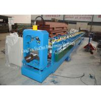 Buy cheap 3 Phase Rain Gutter Sheet Forming Machine for Industrial 380v 50Hz product