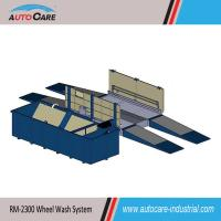 Buy cheap Ramps Wheel Wash Systems/ Automatic Thailand Heavy Duty Truck Washing Machine product