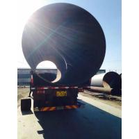 Buy cheap ASTM A252GR.2 Welded Spiral Pipes Used as Pilings product