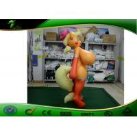 2M Sexy Pony Boobs Girl Toys / Inflatable Sexy PVC Pony Girl With Big Tits