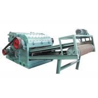 China Density wood board crushing machine/wood template machine for chips on sale
