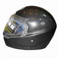 Buy cheap Full-face helmet, comfortable interior, special shape, DOT standard from wholesalers