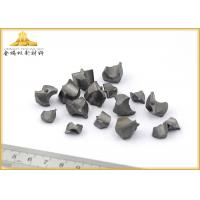 China Non - Standard Tungsten Carbide Parts , Tungsten Carbide Lathe Tools For CNC Machine Cutting Tools on sale