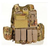 Buy cheap Airsoft Bullet Proof Tactical Vest Ballistic , Teflon Bullet Proof Vest product