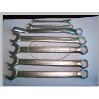Combination spanner/DOE spanner/Double Offset Ring Wrench