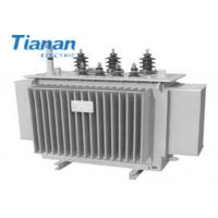 Three Phase Oil Immersed Transformer / Multi Winding Oil Filled Transformer