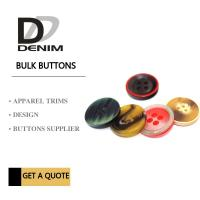 China Women's Bulk Clothing Buttons For Skirts on sale