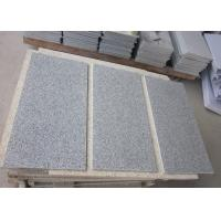 Buy cheap China Bianco Sardo Grey G603 Granite Stone Tiles, light grey granite tiles product
