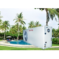 Buy cheap 1.2KW MD15D swimming pool sauna spring air-water heat pump product