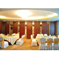 Buy cheap Vinyl Dancing Room Movable Modular Partition Walls For Meeting Room product