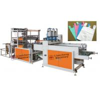 Buy cheap Model LC-BS 800x4 cold cutting bag machine  with auto T-shirt puncher product