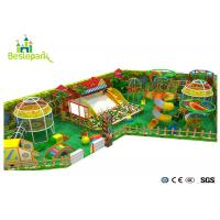 Buy cheap Amazing Child'S Play Indoor Playground  Anti - Skid For Amusement Park product