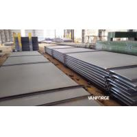 Buy cheap P500Q Flat Quenched And Tempered Steel Plate Plain Surface Excellent Weldability product