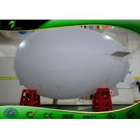 Buy cheap Outside Inflatable Blimp / Inflatable Helium Zeppelin 6 Channel Remote Controller product