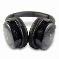 Buy cheap Bluetooth Stereo Headphones with 1,200 Hours Standby Time, Blocks 4x The External Noise product