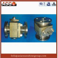 Buy cheap DN25 Manual Flange Connecting 300LB Titaniumtim Two Piece Soft Sealing Ball Valv-Valve-ASG product