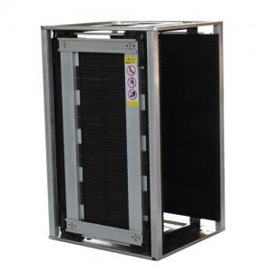 Buy cheap Custom Antistatic SMT PCB Rack Storage , ML-7063 ESD Vertical Magazine Rack from wholesalers