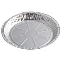 Buy cheap Round Aluminium Foil Food Containers , Disposable Aluminium Foil Trays For Dish product