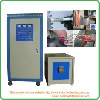 Induction heat treatment of pipe, pipe bending induction heating inverter
