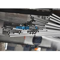 ASTM A789 SAF2205 / 2507 Duplex Steel Tube With Bright Annealed Surface