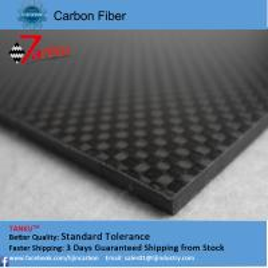 Buy cheap High Strength Sheet 3K Carbon Fiber Reinforced Plastic,Professional OEM 3K matte plain carbon fiber sheets supplier from wholesalers