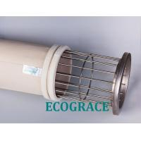Buy cheap Power Plant PPS Filter Bag for High Temperature Fume Filtration,Ryton Bag Filter product