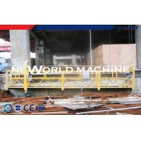 Quality Gear rack , Pinion Construction material hoist lifting gondola building 1 - 4t for sale