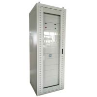Buy cheap WB-40KVA Glass High Cabinet Three Phase AC Automatic Factory Sale Regulating Voltage Transformer product