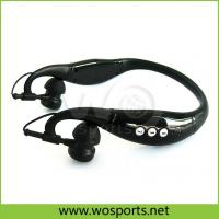 China Sports MP3 Player Headset on sale
