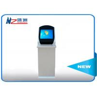 Buy cheap Ticket vending kiosk with automatic self service payment function product