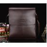 Buy cheap Mens Leather Shoulder Bag Business Bag Wholesale Supplier from wholesalers