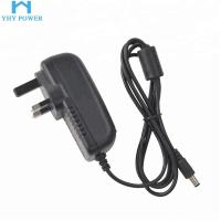 Buy cheap Wall Plug 9v 2a LED Power Supplies UL RCM KC PSE CE GS Approval product