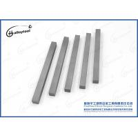Buy cheap Punching Mould Tools Tungsten Carbide Square BarWith One - End Chamfered product