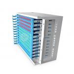 Buy cheap Rack Mount ODF Optical Distribution Box 144 Fibers 19'' 8U Unloaded product