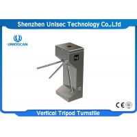Buy cheap Ut530-A Tripod Entrance Barrier Gate , Verticle Tripod Barriers For Access Control product