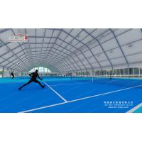 China 20m Polygon Sport Tent For Swimming Pool Cover Or Tennis Court on sale