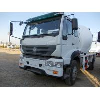 China sinotruck Large Capacity Left hand Driving 12m3  concrete mixer trucks on sale