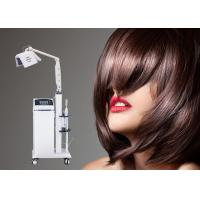 Buy cheap Integrates Microcurrent Laser Hair Growth Machine For Hair Loss Treatment from wholesalers