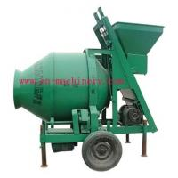 Buy cheap Concrete Truck of Consturction Equipment Machinery  with Hydraulic Hopper product
