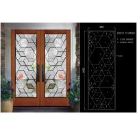 Buy cheap Light Clear Beautiful Energy Efficient Glass Thermal Insulation For Cold Climates product