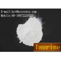 Buy cheap High Quality Chemical Food Additive Taurine on Stock CAS NO. 107-35-7 product