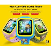 children GPS smart watch SOS for Child watch mobile phone